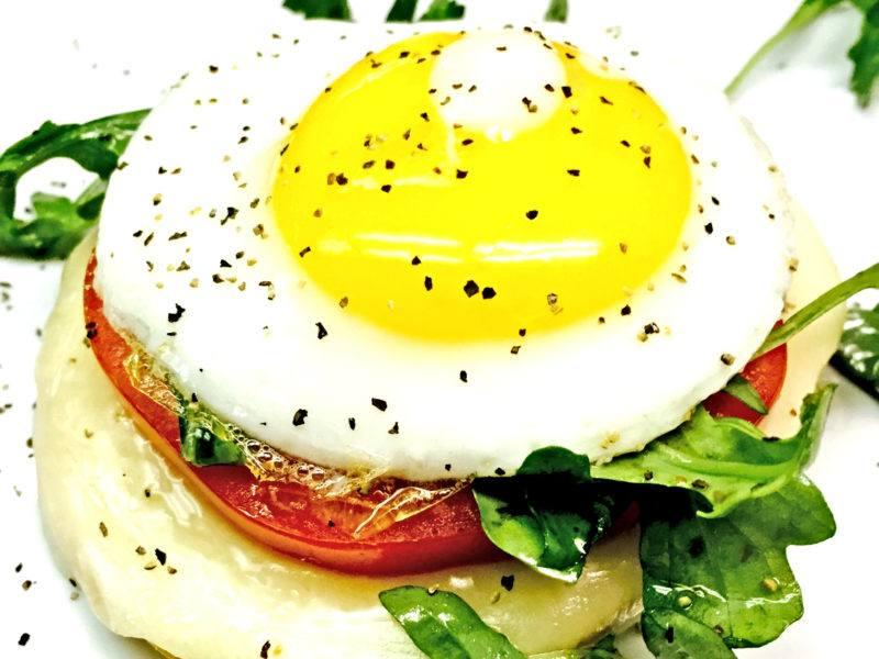 Sunny Egg Sandwich